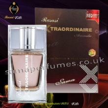 RASASI XTRAORDINAIRE AROMATIC - 90ml EAU DE PARFUM For Men - Rasasi UK & EU Official Distributors
